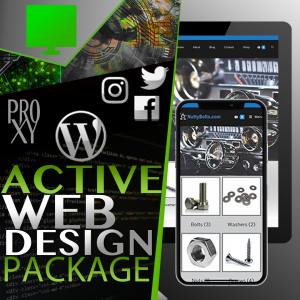 ACTIVE WEB DESIGN